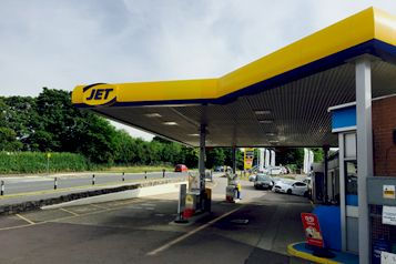 Success at national industry awards for AW & D Hammond's JET forecourt