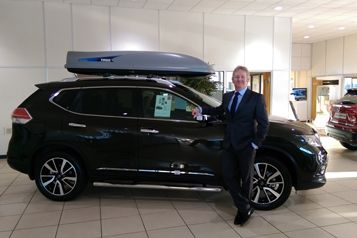 Hammond Nissan tops table again!