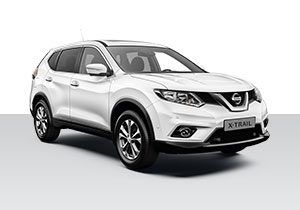 NISSAN X-Trail 1.6 DIG-T 163 2WD N-Vision 5st [AVM] & [RPS]