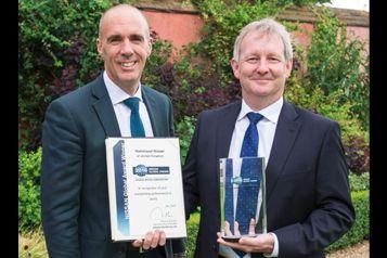 Hammond Nissan wins prestigious Global Award - Hammond Group ...