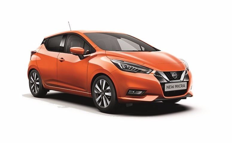 All New Nissan Micra IG-T 90 N-Connecta