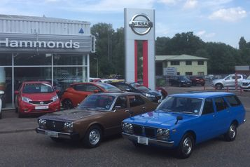 Hammond Nissan Bury St Edmunds Helps Keep Classic Datsuns On The Road