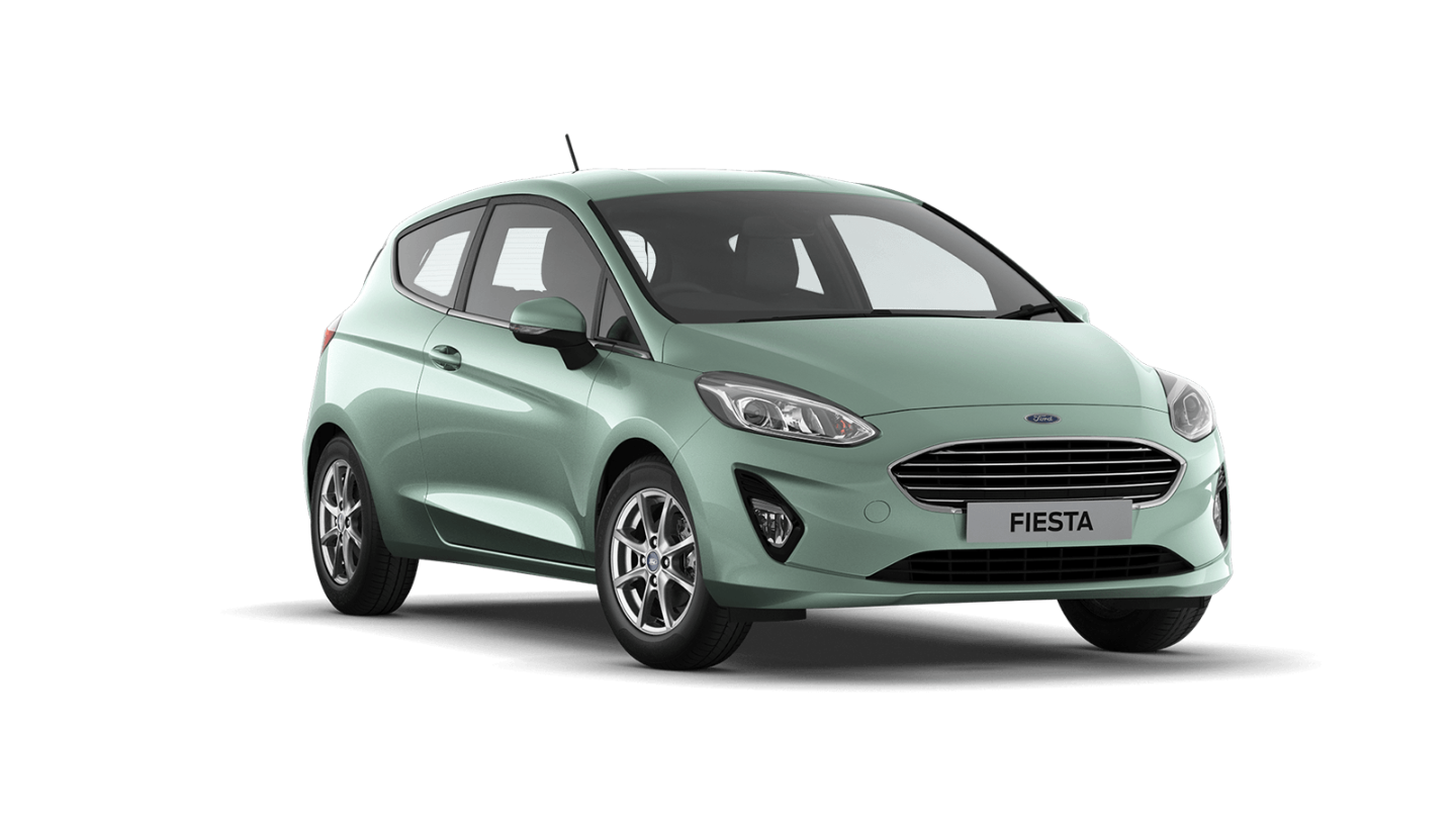All-New Fiesta B&O PLAY Zetec 1.0 EcoBoost 100PS