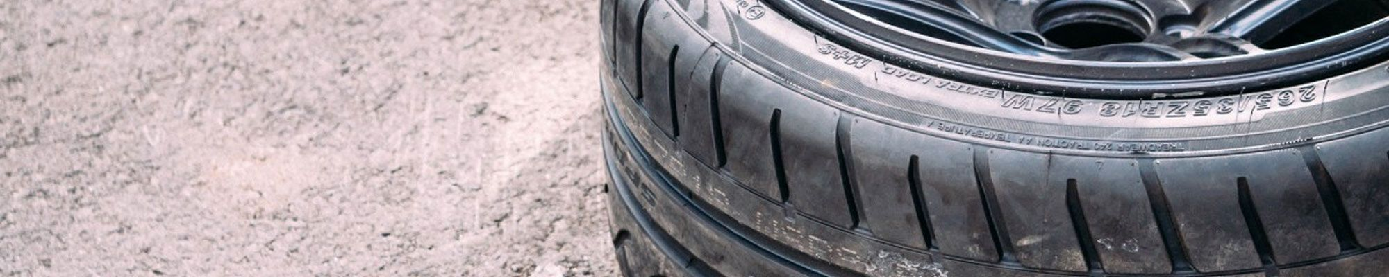 Ford Tyres at AW & D Hammond Ford