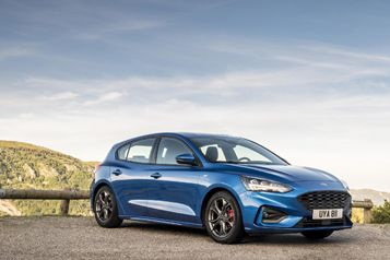 All-New Ford Focus Achieves Maximum Five-Star Safety Rating