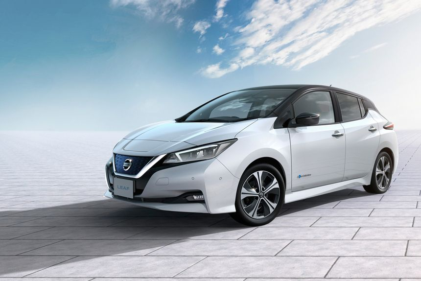 Discover The Best-Selling Electric Vehicle Of All Time At Hammond Nissan