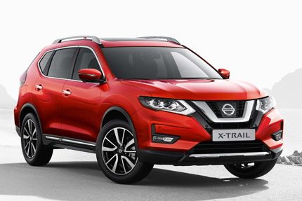 Nissan X-Trail's New Powertrain Unveiled – Perfect For Family Adventures