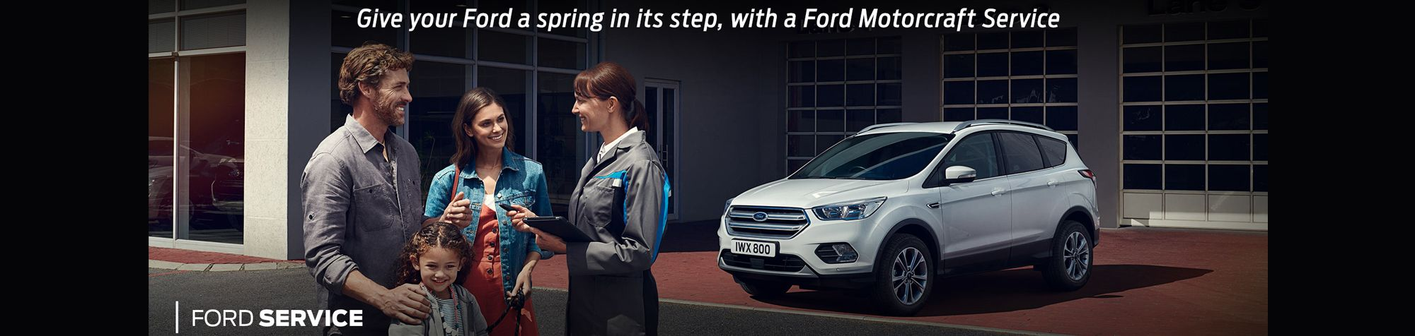 Motorcraft Servicing at AW & D Hammond Ford
