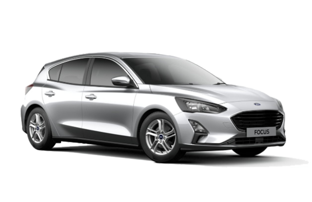 ALL-NEW FORD FOCUS Motability Offer