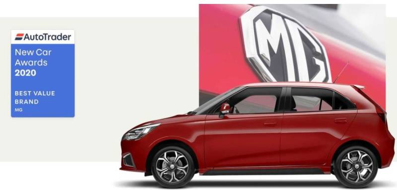 Mg Named As Best Value Brand At Auto Trader New Car Awards 2020 Hammond Group Halesworth Suffolk