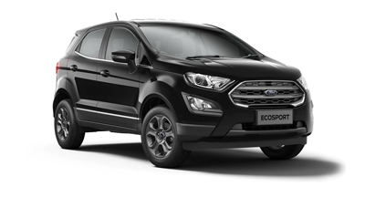 Ford New Ecosport - Available In Frozen White