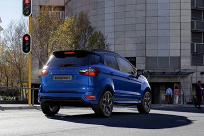 Ford New Ecosport - Stand-out Design