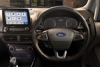 Ford New Ecosport - Keyless Start With Ford Power Start