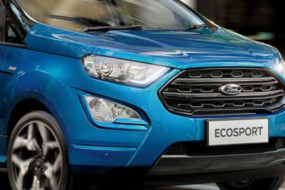 Ford New Ecosport - Touchscreen Multimedia