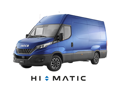 Iveco daily-hi-matic