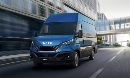 Iveco Daily Van - Overview