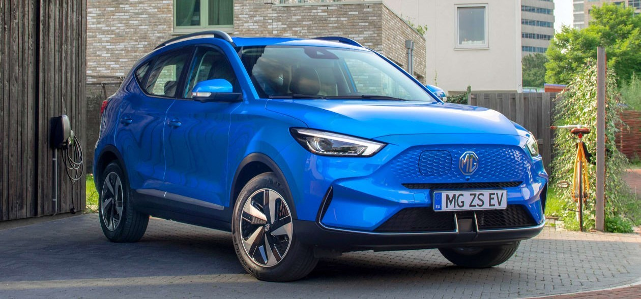 Mg Zs Ev - Overview