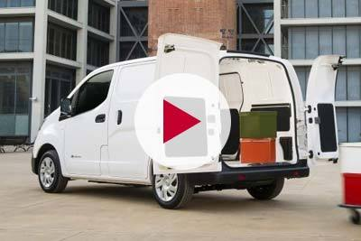Nissan E Nv200 - Overview