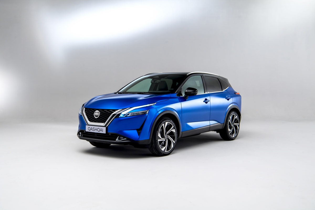 Nissan Qashqai - Overview