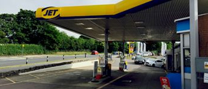 Hammond Jet Forecourt