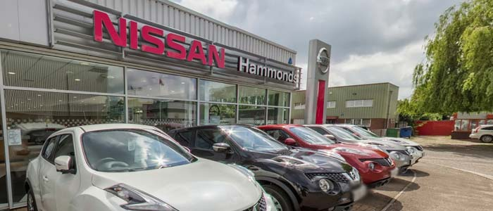 Hammond Nissan Bury St Edmunds
