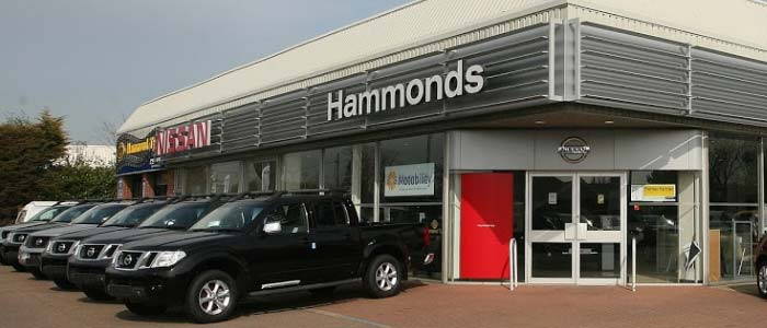 Hammond Nissan Halesworth