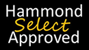 select-approved at Hammond